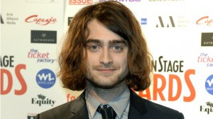 Harry Potter long hair